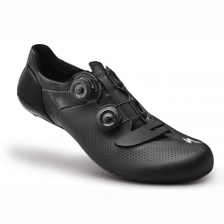 SCARPE SPECIALIZED S-WORKS 6 2016 NERO
