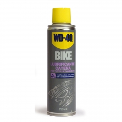 WD-40 BIKE LUBRIFICANTE CATENA ALL WEATHER PTFE 250ML
