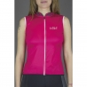 BI-BIKE TOP SMANICATO DONNA QR COLORE PASSION/PERLA/GRAFITE