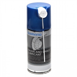 SHIMANO LUBRIFICANTE SPRAY DA 125 ml PER CATENA E CAVI