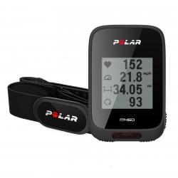 POLAR CICLOCOMPUTER GPS M460 CON FASCIA CARDIO H10