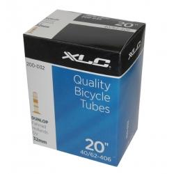 """XLC CAMERA D'ARIA 20"""" x 1.5/2.5 VALVOLA DUNLOP 32MM"""