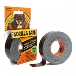 BARBIERI NASTRO GORILLA A TRE STRATI 25mm X 9M. Made in Usa