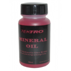 TEKTRO OLIO MINERALE FRENI A DISCO 50ML