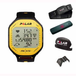 POLAR CARDIOFREQUENZIMETRO RCX5 TOUR DE FRANCE