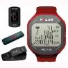 POLAR CARDIOFREQUENZIMETRO RCX5 CON SENSORE GPS G5 COLORE RED-ORANGE