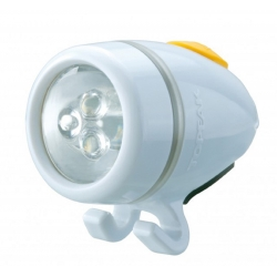 TOPEAK FANALE ANTERIORE WHITELITE II - 3 LED