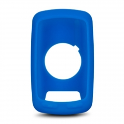 CUSTODIA SILICONE GARMIN EDGE 810 BLU