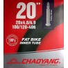 CHAOYANG CAMERA ARIA FAT BIKE 20x 4.0-4.9 VALVOLA PRESTA 33 mm