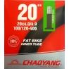 CHAOYANG CAMERA ARIA FAT BIKE 20x 4.0-4.9 VALVOLA SCHRADER 33 mm