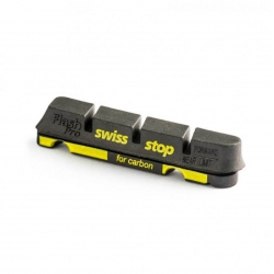 SWISSSTOP PATTINI STRADA FLASH PRO BLACK PRINCE  PER SHIMANO/SRAM