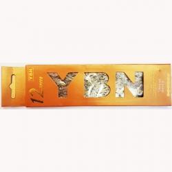 YBN S12S2 CATENA BICI PER  MTB E CORSA 12 VELOCITA' 126 MAGLIE