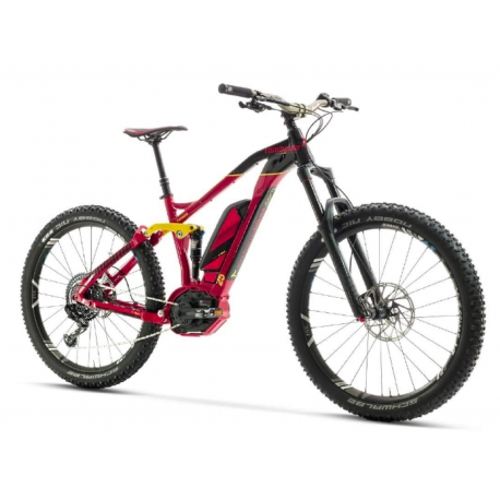 LOMBARDO E-SEMPIONE TEAM ENDURO 27.5+ BOSCH PERFORMANCE CX 500 WH