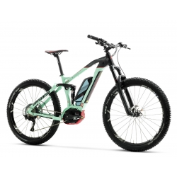 LOMBARDO BICI ELETTRICA E-SEMPIONE RACE ALL MOUNTAIN 27.5+ BOSCH PERFORMANCE CX 500 WH 2018