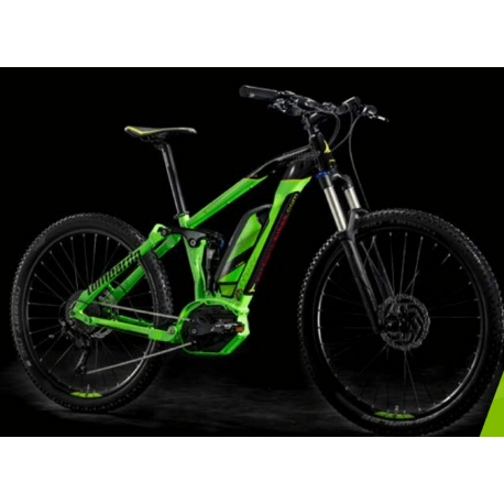 LOMBARDO BICI ELETTRICA E-SEMPIONE 2.0 ALL MOUNTAIN 29+ BOSCH PERFORMANCE CX 500 WH 2018