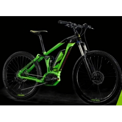 LOMBARDO BICI ELETTRICA E-SEMPIONE 2.0 ALL MOUNTAIN 27.5+ BOSCH PERFORMANCE CX 500 WH 2018