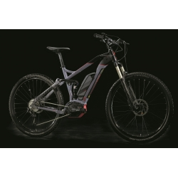 LOMBARDO BICI ELETTRICA E-SEMPIONE 1.0 ALL MOUNTAIN 27.5+ BOSCH PERFORMANCE CX 400 WH 2018