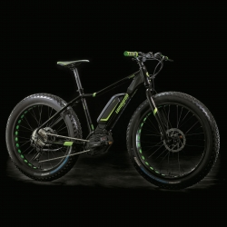 "LOMBARDO BICI ELETTRICA FAT-BIKE E-IVREA FAT 26"" - BOSCH PERFORMANCE CX - 400 WH 2018"
