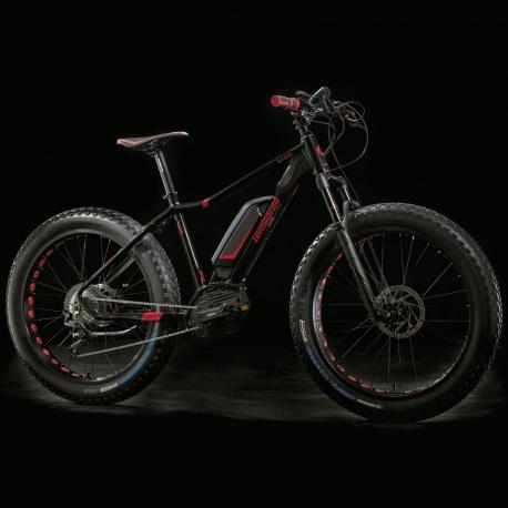 """LOMBARDO BICI0 ELETTRICA FAT-BIKE E-IVREA FATFRONT 26"""" - BOSCH PERFORMANCE CX - 500 WH 2018"""