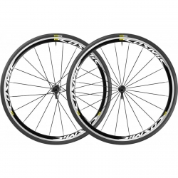 MAVIC COSMIC ELITE COPERTONE YKSION ELITE 23MM SHIMANO NERE