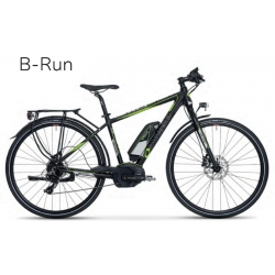 "WHISTLE BICI ELETTRICA B-RUN SPEED 45 Km/h 28"" MOTORE BOSCH PERFORMANCE 400WAh"