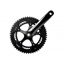 SRAM GUARNITURA APEX GXP 50/34  PEDIVELLA 172.5 BLACK/WHITE