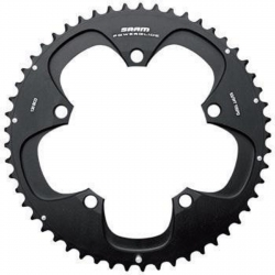 SRAM CORONA 50 DENTI RED/FORCE/RIVAL COLORE NERO