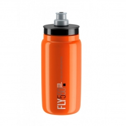 ELITE BORRACCIA FLY 550 ML COLORE ARANCIO LOGO NERO