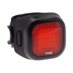 KNOG LUCE POSTERIORE BLINDER MINI CHIPPY  - 11 LUMENS