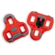 LOOK TACCHETTE KEO GRIP COLORE ROSSO