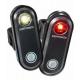 KRYPTONITE KIT LUCI ANTERIORE E POSTERIORE AVENUE F-65 / R-30 ATTACCO USB 1 LED