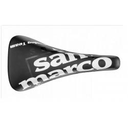 SAN MARCO SELLA BICI CORSA BAMBINO LIGHT JUNIOR COLORE NERO