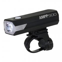 CATEYE FANALE ANTERIORE AMPP500 500 LUMEN A LED CON RICARICA USB